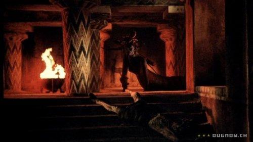 Medusa's lair.