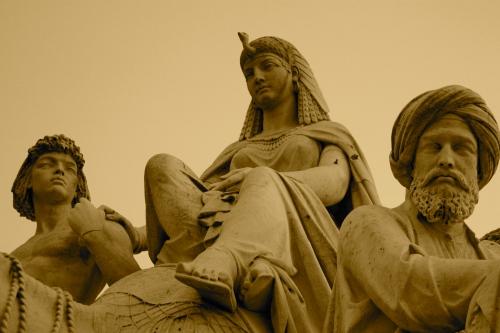 Albert Memorial 'Africa'